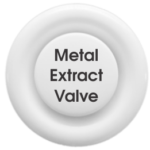 Metal extract valve - Insulpro Insulation Products